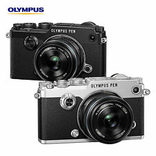 Brand New! Olympus PEN F 17mm Lens Kit Digital Camera 20MP
