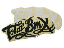 NEW Total BMX Logo Sticker Large BMX Stickers