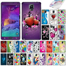 For Samsung Galaxy Note 4 AT&T Design Pattern Vinyl Skin Decal Sticker Cover