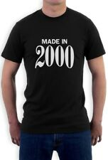 Made in 2000 Retro 16th Birthday Gift Idea Cool T-Shirt Sweet Sixteen