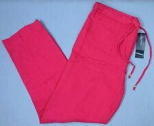 NWT $79 Jones New York Signature Pink Fuchsia Pants Womens 8 FAST SHIPPING NEW