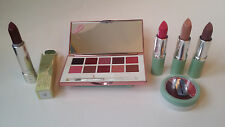 Clinique Long Last Lipstick, Long Last Soft Shine Lipstick, 10 Shade Lip Palette