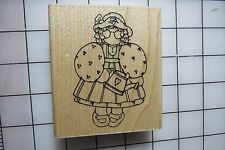 Close to My Heart / D.O.T.S. Woods Mounted Rubber Stamp - All Discontinued