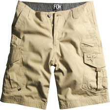 Fox Racing Slambozo Cargo Mens Shorts Walk - Dark Khaki All Sizes