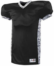 Augusta Sportswear Men's Short Sleeve V Neck Dual Threat Jersey T-Shirt. 9550