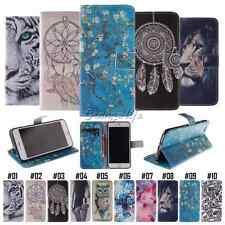 Magnetic Cover Luxury Case Flip Holder Leather Wallet Stand Card Slot For Apple