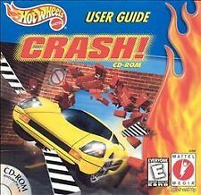 HOT WHEELS CRASH PCCD-ROM GAME! RACE HOT WHEELS IN INTERACTIVE ADVENTURE! L@@K!