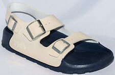 Birki Sandals by Birkenstock for Women Strap  Birkis Aruba White