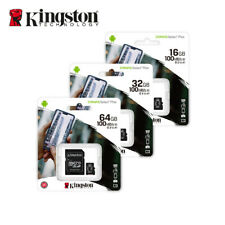 Kingston 80MB /s 8GB16GB 32GB 64GB  Micro SD SDHC SDXC UHS-I Class10 Memory Card