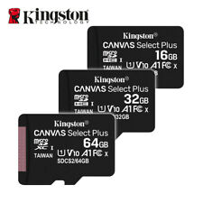 Kingston 8GB 16GB 32GB 64GB Micro SD SDHC SDXC Class10 Memory Card TF