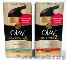 Olay Anti-Ageing Total Effects 7in1 Day Cream SPF 15 (Normal/Gentle)Skincare 50g