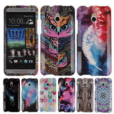 For AT&T HTC One mini M4 Birds Of A Feather Snap On HARD Case Cover Accessory