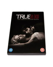 True Blood Complete 2nd Season Dvd Brand New & Factory Sealed