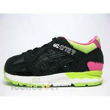 Shoes Asics Gel Lyte V TS Soft c539n 9090 Kid's Running Bike Black