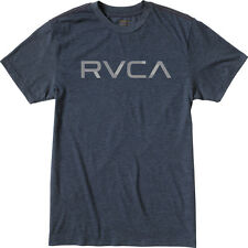 RVCA Mens Blocked RVCA Short Sleeve T-Shirt M603F00B