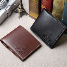 Wallet money clip slim Black credit card holder ID 2016 business mens leather