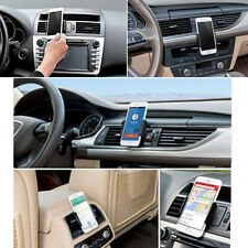 Mini 360° Universal Car Air Vent Phone Mount Cradle Stand Holder For Mobile GPS