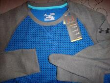 UNDER ARMOUR WAFFLE THERMAL LONG SLEEVE SHIRT SIZE L MENS NWT $$$$