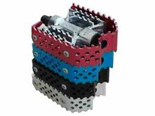 NEW Odyssey Triple Trap Pedals NOS OLD SCHOOL BMX BEAR TRAP PEDALS