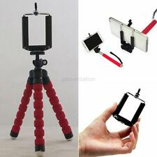 New Mini Flexible Tripod Octopus Stand Phone Holder For iPhone Digital Camera