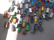 HUGE LOT OF THOMAS THE TRAIN 100'S OF PIECES TRACKS,TRAINS,BRIDGES,TREES