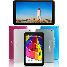 "KOCASO 10.1"" Tablet PC Quad Core Android 4.4 Dual Camera Wi-Fi 1.2GHz 8 GB"