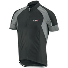 Louis Garneau Lemmon Vent SS Jersey Black/Grey 2017