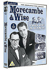 Morecambe And Wise - Two Of A Kind - Series 1 - Complete  2-Disc Set   New