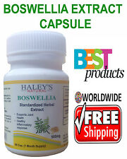 Boswellia Serrata Extract 500 mg (Standardized 65%,Boswellia Acid )
