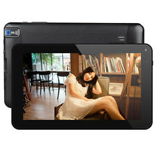 """9"""" inch A33 Google Android 4.4 Tablet PC Quad Core Dual Camera Wi-Fi 8GB Black"""