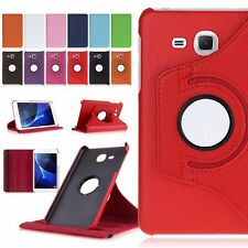 Leather 360 Degree Rotating Stand Case Cover For Samsung Galaxy Tab A 7.0 T280
