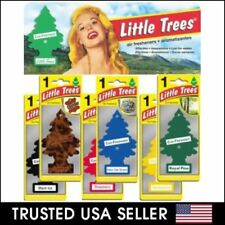 1 Pack Little Trees Auto Car Home Office Hanging Air Freshener Choose Any Scent