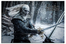 Game Of Thrones White Walker Poster New - Maxi Size 36 x 24 Inch