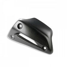 Ducati Hypermotard Hyperstrada Carbon Silencer Cover 96980241A
