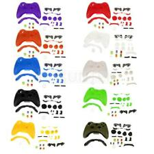 Full Housing Button Case Shell Replacement for Microsoft Xbox 360 Controller