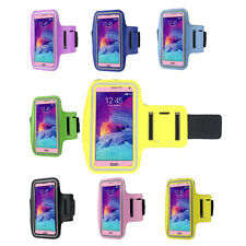 Sports Running Gym Armband Arm Band Case Cover For Samsung Galaxy Note 4 Armband
