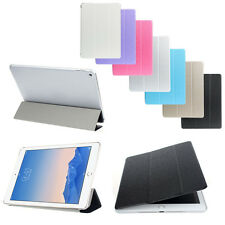 Luxury Ultra Slim Smart Stand Fold Leather Case Cover For iPad Air 2