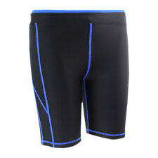 Mens Compression Tights Shorts Under Base Layer Sports Half Pants SIZE S to XL