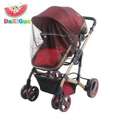 Baby Buggy Pram Pushchair Fly Mesh Mosquito Net Midge Insect Bug Protector Cover
