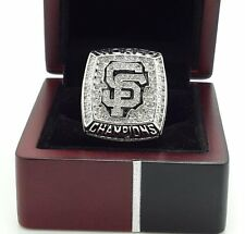 2012 San Francisco Giants World Series Championship Ring High Quality Back Solid