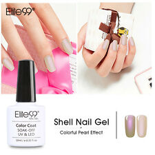 Elite99 Shell Gel Polish UV LED Soak Off Colorful Nail Salon Manicure Top Base