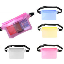 20M Waterproof Fanny Waist Pouch Bum Bag Outdoor Beach Swimming Hiking Dry Pack