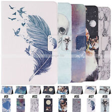 New Smart Sleep Wake Cover Wallet Card Flip Stand PU Leather Case For Apple iPad
