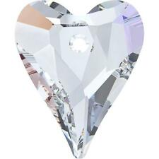 SWAROVSKI HEART 6240 PENDANT *ALL SIZES-COLOURS *WHOLESALE *GENUINE