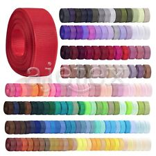 "3/8""10mm 10 Yards Grosgrain Ribbon Wedding Festival Decoration RN0026"