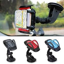 Adjustable Rotate Car Auto Windscreen Holder Dashboard Mount Phone Stand Cradle