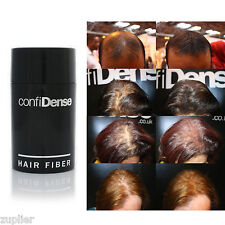 GET INSTANTLY THICKER HAIR confiDense Hair Fibres Building Thickening Concealer