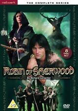 Robin of Sherwood - The Complete Series  8-Disc Set     New      Fast  Post