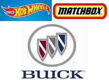 Hot Wheels Matchbox Buick - Various Models / Years - Updated as new ones arrive