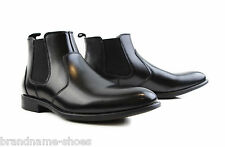 MENS JULIUS MARLOW EXPLAIN CASUAL LEATHER BLACK SHOES FORMAL WORK MEN'S BOOTS